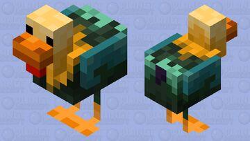 fancy chicken (minecraft earth) Minecraft Mob Skin
