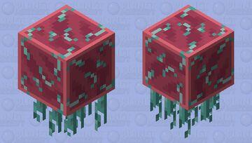 Giant Blast Fungus Minecraft Mob Skin