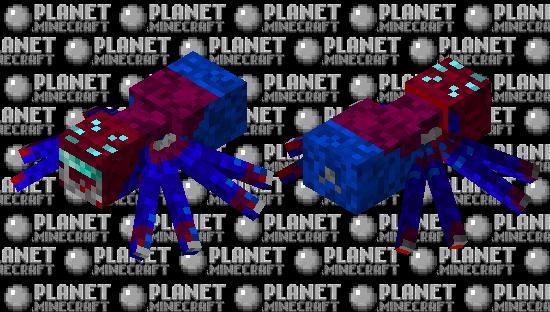 Beta beast Minecraft Skin