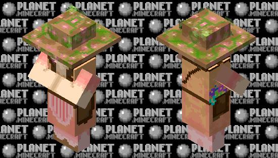 Cute Villager Minecraft Skin