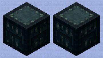 Ender Shulker/Ender Box Minecraft Mob Skin
