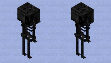 Soulin (Improved) Minecraft Mob Skin