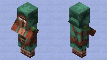 Hydromancer Minecraft Mob Skin