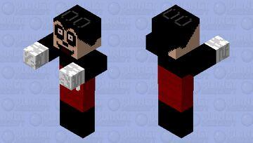 Rickey rat (Roblox) Minecraft Mob Skin