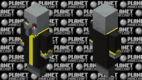 Refract evoker Minecraft Skin