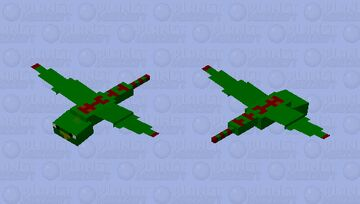 green pterodactyl prehistoric mob entry. Minecraft Mob Skin