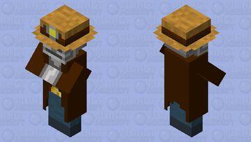 undead trader Minecraft Mob Skin