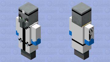 Doctor Evoker Minecraft Mob Skin