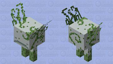 old! Overgrown stone strider Minecraft Mob Skin
