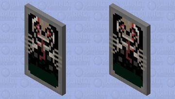 skel cape Minecraft Mob Skin
