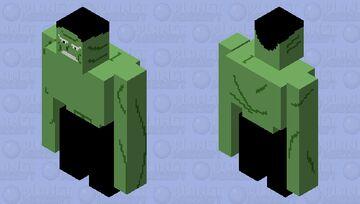 hulk (marvel avengers endgame) Minecraft Mob Skin