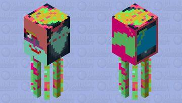 blobi blob Minecraft Mob Skin