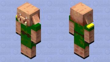 War Piglin Minecraft Mob Skin