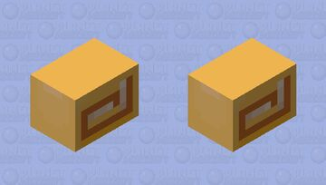 Honey Bun Minecraft Mob Skin
