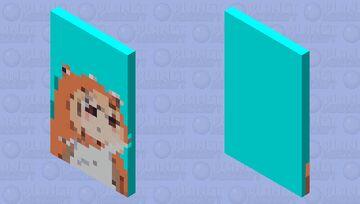 Umaru-Chan Minecraft Mob Skin