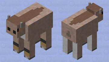 Nilgiri tahr Minecraft Mob Skin