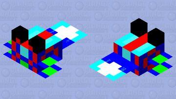Nova pufferfish (small) Minecraft Mob Skin
