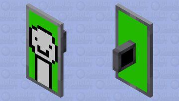 Dream sheild Minecraft Mob Skin