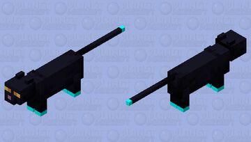 paolocrack1254 cat Minecraft Mob Skin