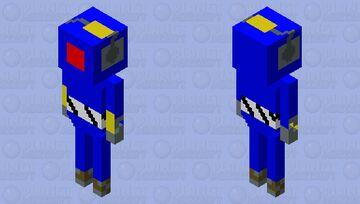 tapebot from Scrap Mechanic. Minecraft Mob Skin