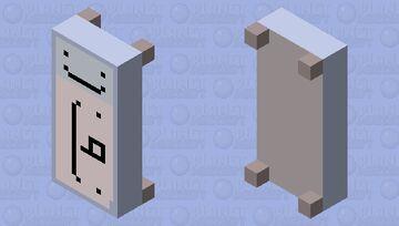 Big Q Bed :> Minecraft Mob Skin