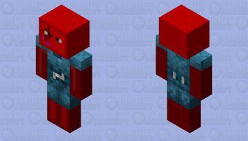 Piglin Nish Minecraft Mob Skin
