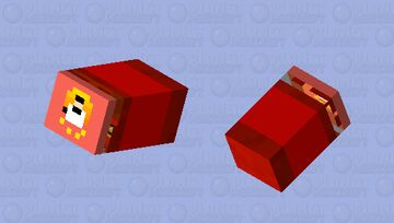 Laoganma Minecraft Mob Skin