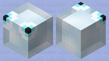 Ice Chuchu (Breath of The Wild) Minecraft Mob Skin