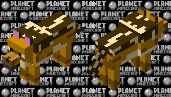 coyote Minecraft Skin