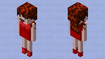 The Girlfriend [Remastered] Minecraft Mob Skin