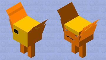 trump Minecraft Mob Skin