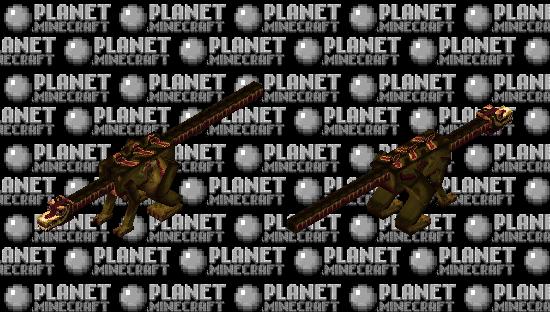 A very wounded Amargasaurus... 😭 Minecraft Skin