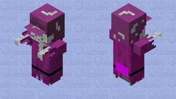skeleton floater v2 Minecraft Mob Skin