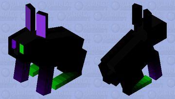 Ender-Rabbit Minecraft Mob Skin