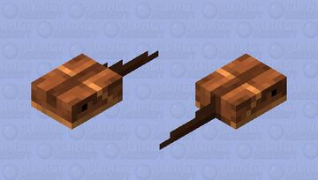 Horseshoe Crab Minecraft Mob Skin