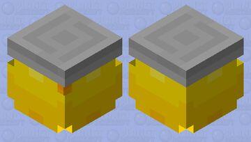 Honey jar Minecraft Mob Skin