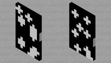 star cape Minecraft Mob Skin