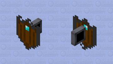 Mini shield Minecraft Mob Skin