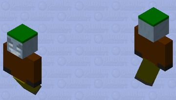 Vex fishermen Minecraft Mob Skin