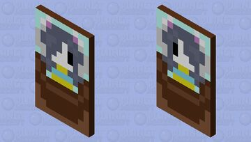 TeM caPe Minecraft Mob Skin