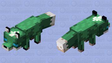 WaveWhisperer fox Minecraft Mob Skin