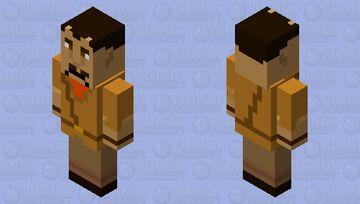 Clayton (Tarzan) Minecraft Mob Skin