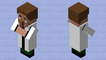 ben 10 villager Minecraft Mob Skin