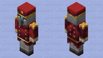 illager door man/ pa-raid vindicator Minecraft Mob Skin