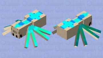 Sand Spider(Biome swap) Minecraft Mob Skin