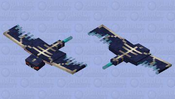 Winged Sting-Leech (Work in Progress) Minecraft Mob Skin