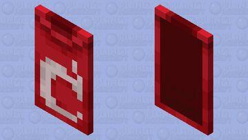 Better Mojang cape Minecraft Mob Skin