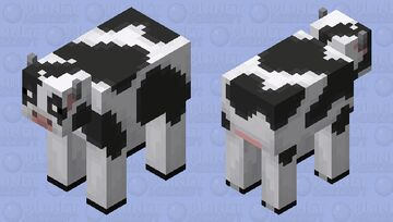 Normal cow!! Minecraft Mob Skin