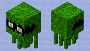 vote glare! mob vote 2021 Minecraft Mob Skin
