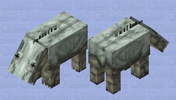Kannemeyeria (Prehistoric Creatures Contest) Minecraft Mob Skin